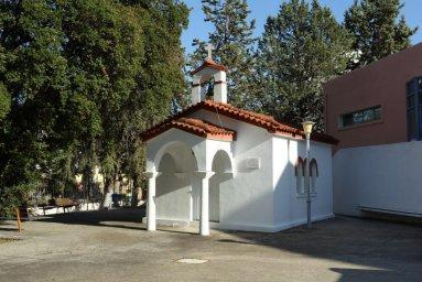 Η Εκκλησία Άγιος Στυλιανός